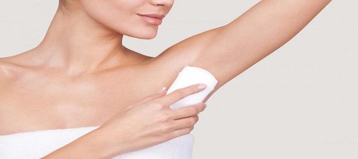 prirodni dezodorans u stiku