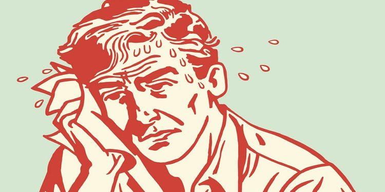 vodic za prekomerno znojenje