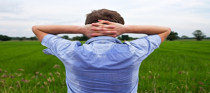 znojenje leđa