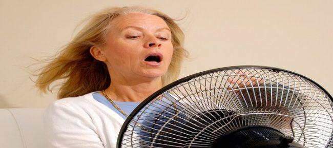 kako smanjiti znojenje u menopauzi