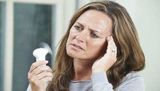 naleti vrućine u menopauzi