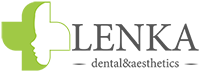lenka dental logo